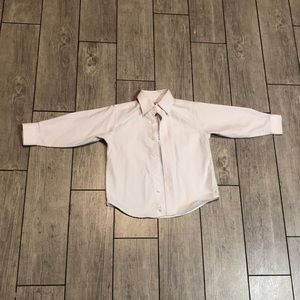 Lands end button up long sleeveshirt